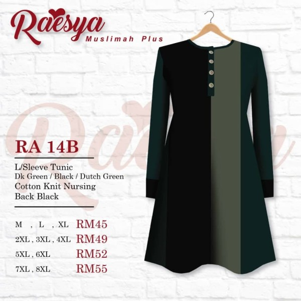 RA14B (2XL -4XL)       - Doabonda