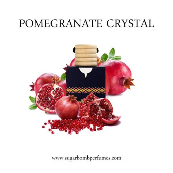 Pomegranate Crystal Indoor Perfume - Sugarbomb Perfumes