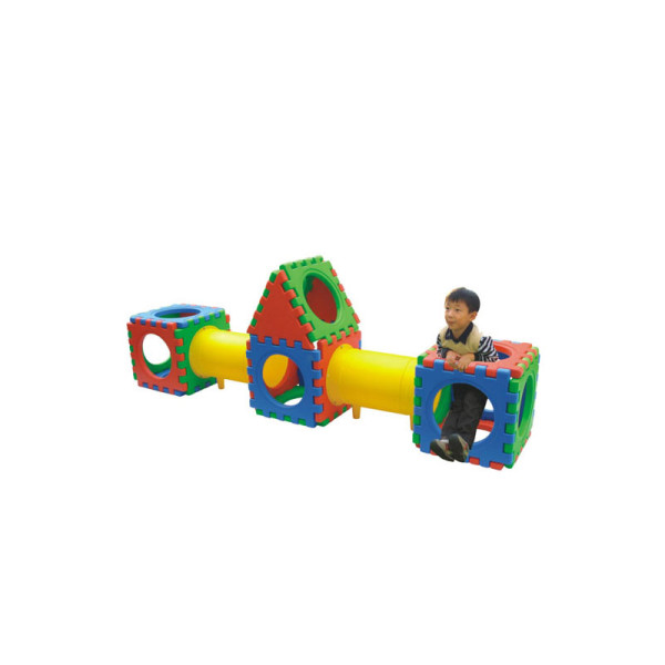 Integrated Building Blocks Playground System 3 - Kidcited Learning Store