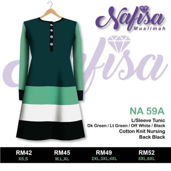 NA59A (2XL TO 4XL)   - Doabonda
