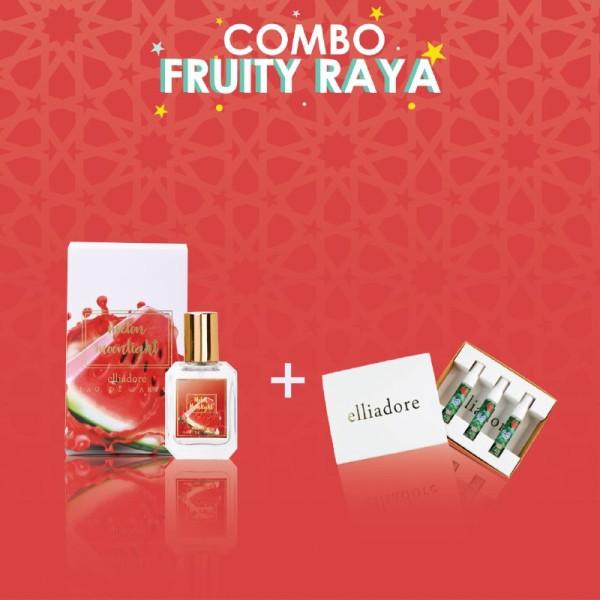 Combo Fruity Raya - Melon Moonlight - Elliadore