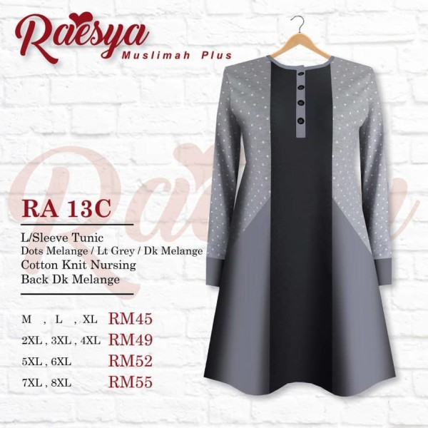 RA13C (2XL -4XL)        - Doabonda