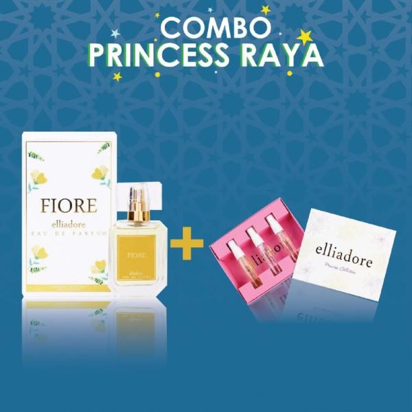 Combo Princess Raya - Fiore - Elliadore