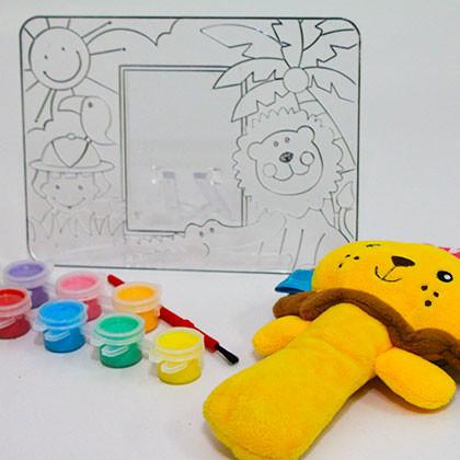 Suncatcher Frame - Safari Park - Kidcited Learning Store