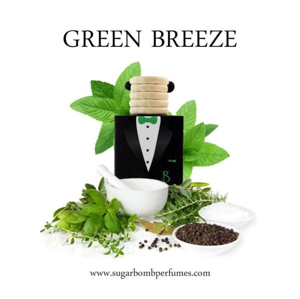 Green Breeze Indoor Perfume  - Sugarbomb Perfumes