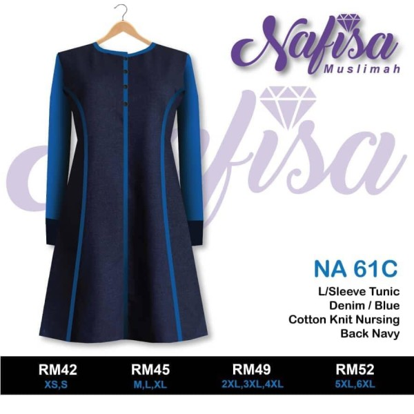 NA61C (5XL- 6XL)                 - Doabonda