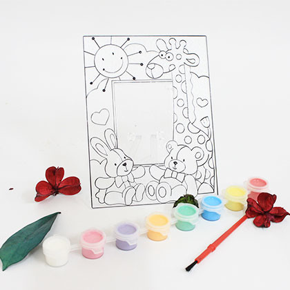 Suncatcher Frame - Happy toys - Kidcited Learning Store