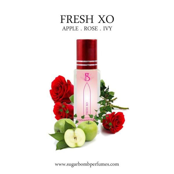 Fresh XO EDP 8 ml    - Sugarbomb Perfumes