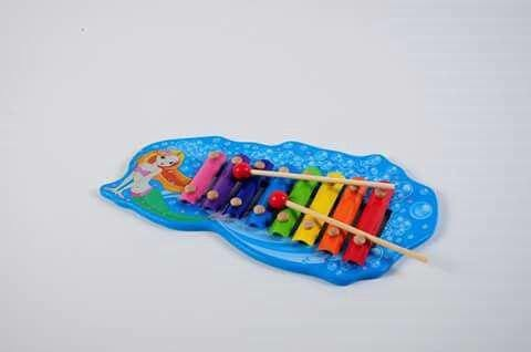 Xylophone - Mermaid - Kidcited Learning Store
