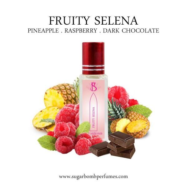 Fruity Selena EDP 8 ml    - Sugarbomb Perfumes