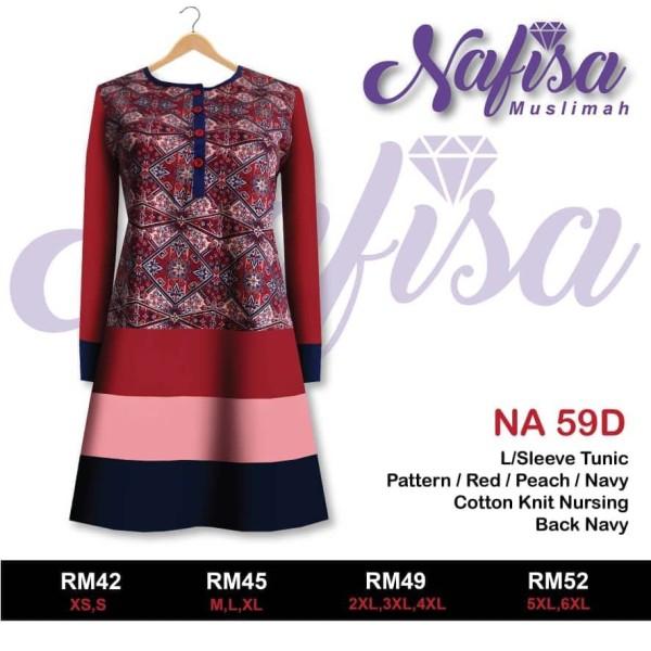 NA59D (2XL TO 4XL)  - Doabonda