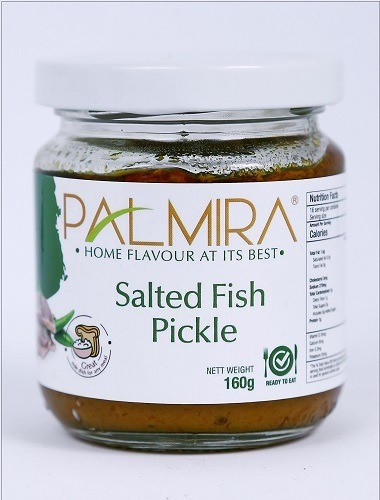SALTED FISH PICKLE  - doubletraders