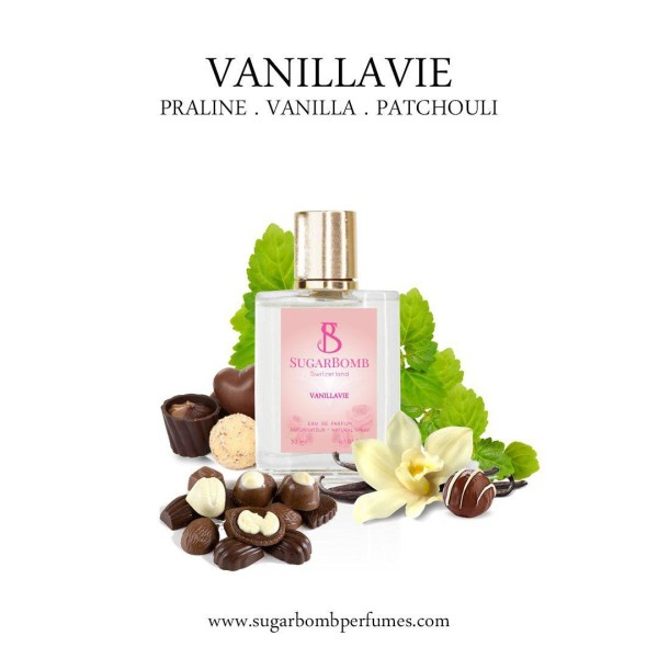 Vanillavie EDP 30 ml   - Sugarbomb Perfumes