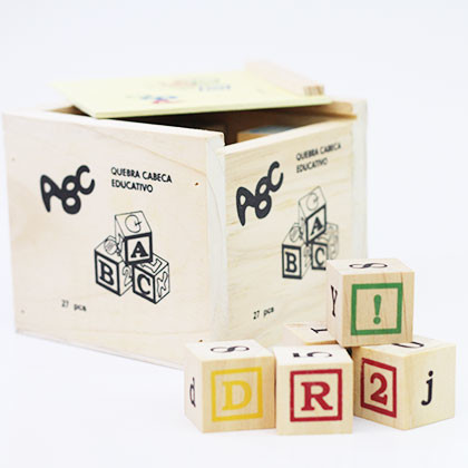 ABC Block - Kidcited Learning Store