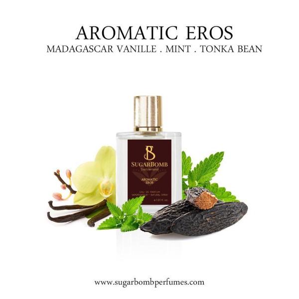 Aromatic Eros EDP 30 ml  - Sugarbomb Perfumes