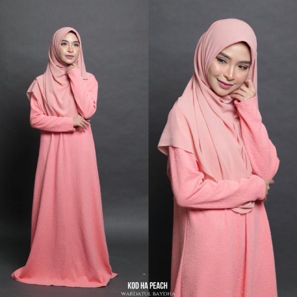 HAYFA JUBAH (1st Btach) - Wardatul Baydha Hijab