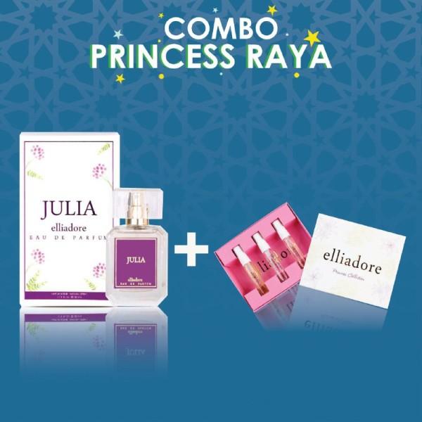 Combo Princess Raya - Julia - Elliadore