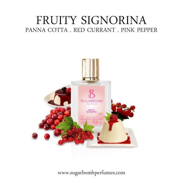 Fruity Signorina EDP 30 ml      - Sugarbomb Perfumes