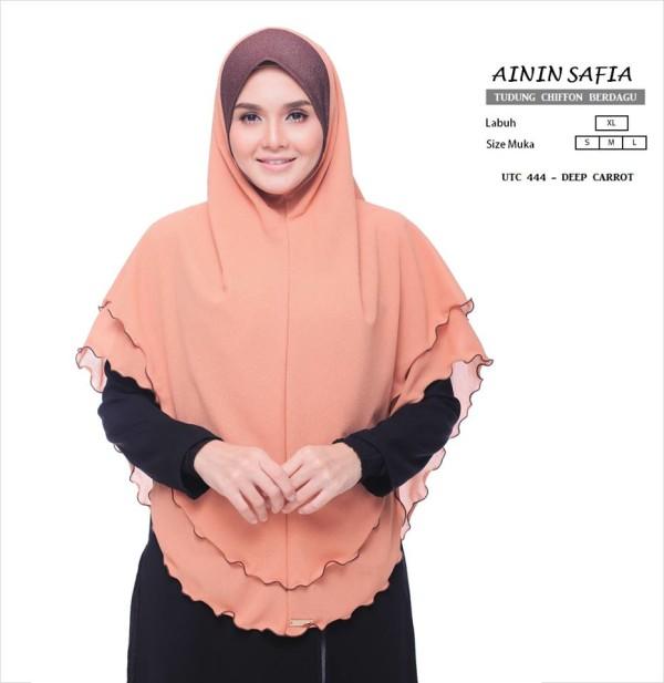 D'Mahligai Ainin Safia Carrot - Zahusna
