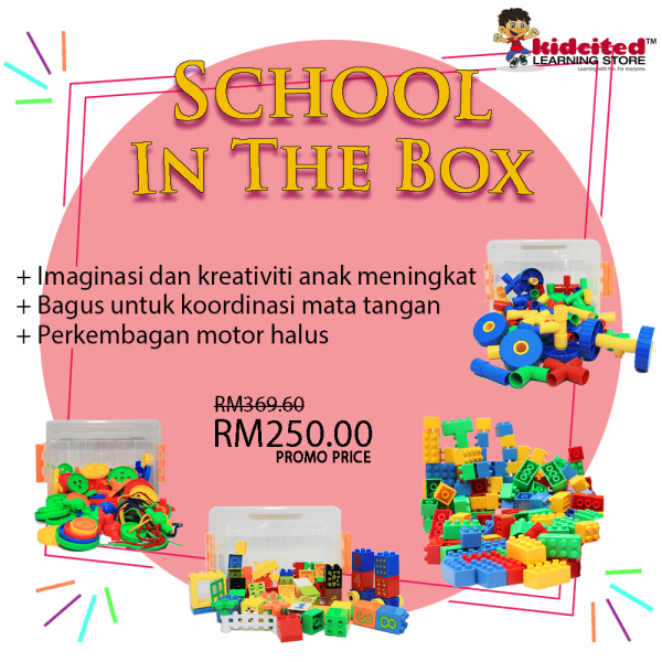 School In The Box - Kidcited Learning Store