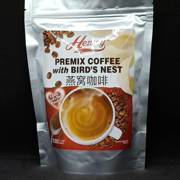 PREMIX BIRD'S NEST COFFEE 鸟巢在咖啡 - doubletraders
