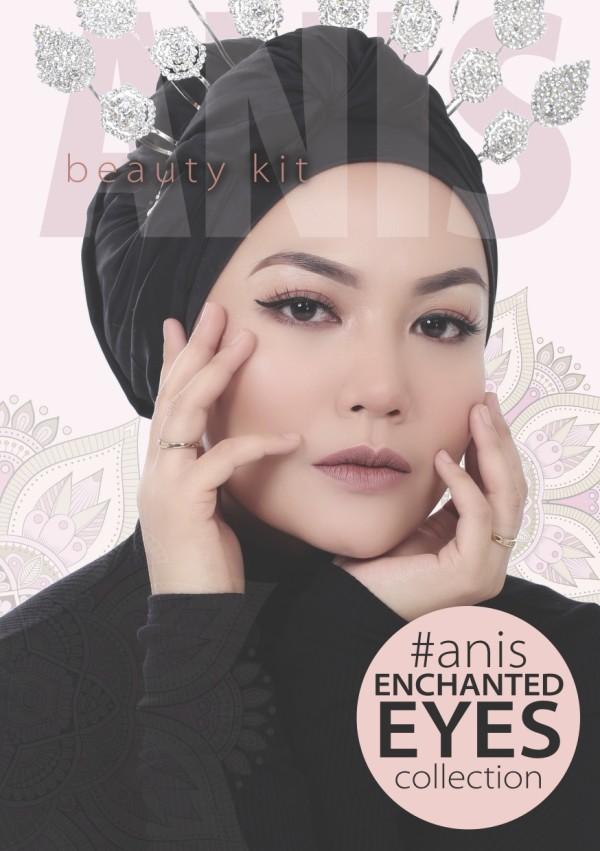 ANIS BEAUTY KIT : ENCHANTED EYES - Anis Al Idrus Beauty