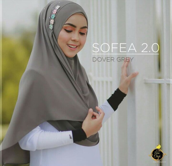 SOFEA 2.0 Dover Gray - Zahusna