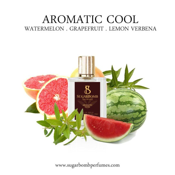 Aromatic Cool EDP 30 ml (Black Friday) - Sugarbomb Perfumes