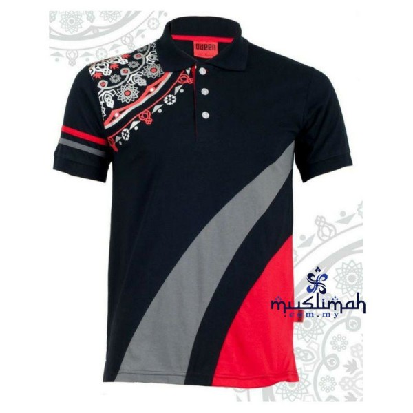 PL900 BLACK - Muslimah.com.my - Muslimah Online Shopping