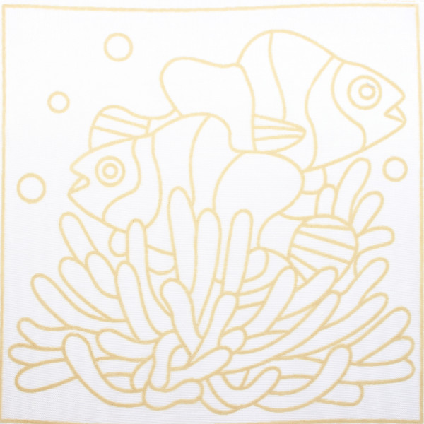 Batik Painting Set - Clownfish Coral (103)    - Kidcited Learning Store