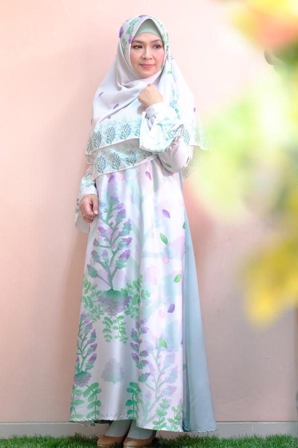 SEJUK DRESS IN GREEN - GDa'S by Ghaida Tsurayya