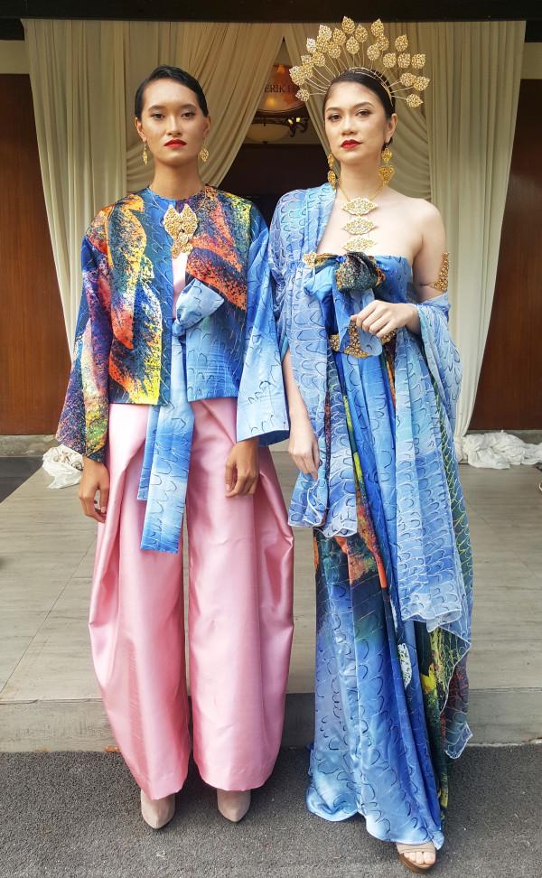 Tree of Life - Couture - BUJINS Batik