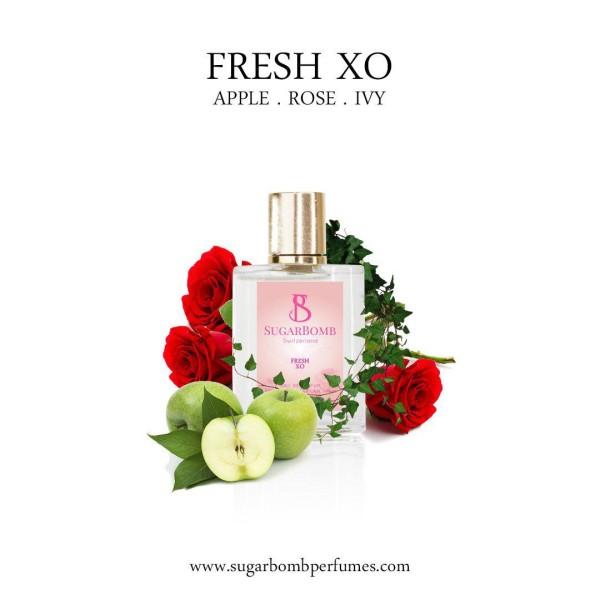 Fresh XO EDP 30 ml   - Sugarbomb Perfumes