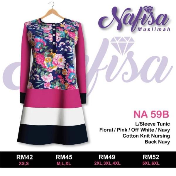 NA59B (2XL TO 4XL)  - Doabonda
