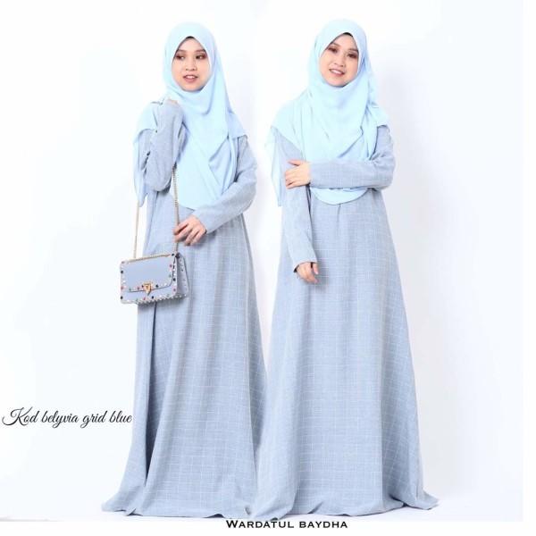 BELYVIA JUBAH - Wardatul Baydha Hijab
