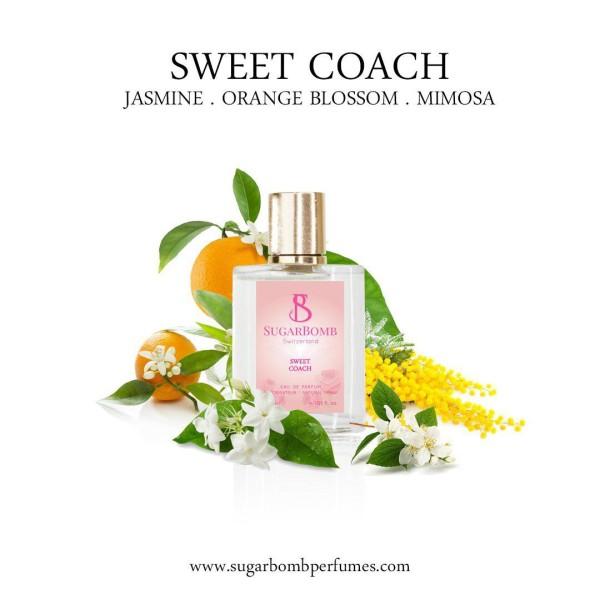 Sweet Coach EDP 30 ml  - Sugarbomb Perfumes