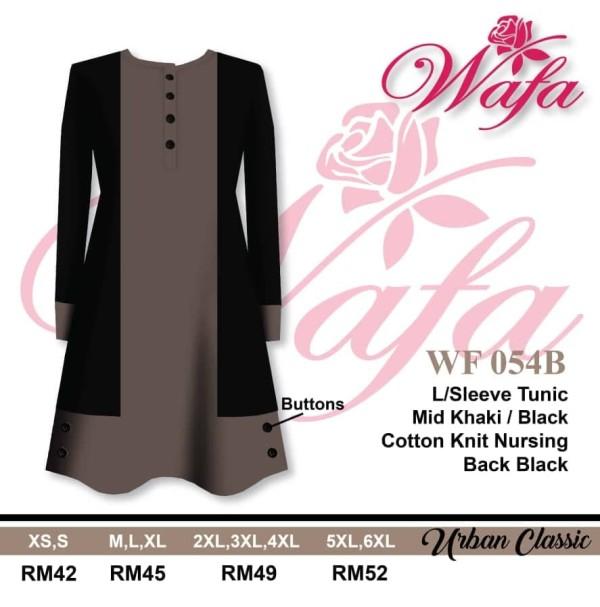 WF054B (M,L,XL)      - Doabonda