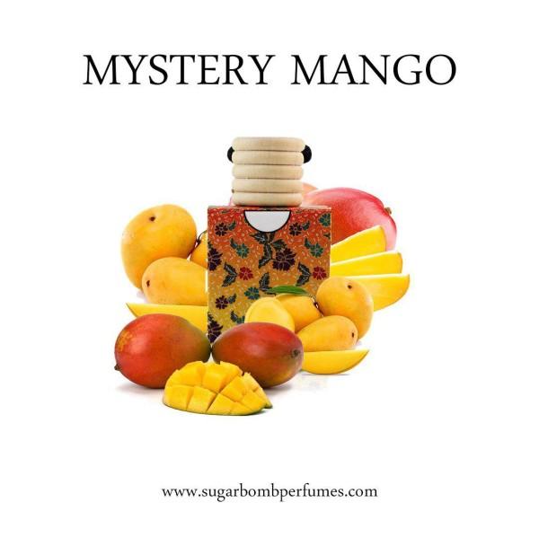 Mystery Mango Indoor Perfume  - Sugarbomb Perfumes