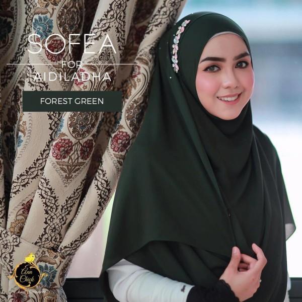 SOFEA 1.0 Forest Green - Zahusna
