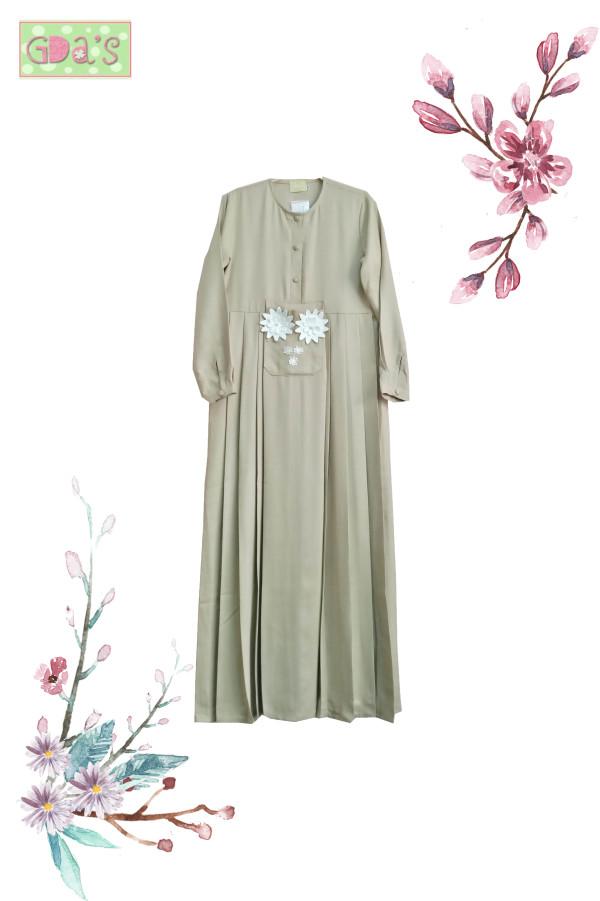 WATERLILY DRESS - GDa'S by Ghaida Tsurayya