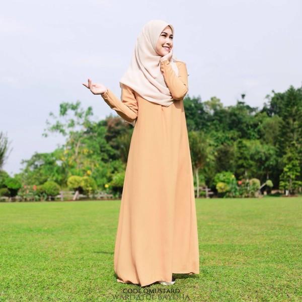 QALEESYA JUBAH - Wardatul Baydha Hijab