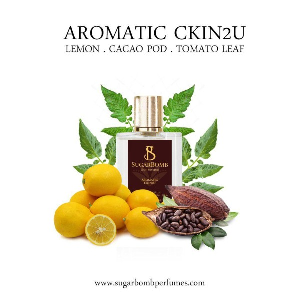 Aromatic CK IN 2U EDP 30 ml (Black Friday) - Sugarbomb Perfumes