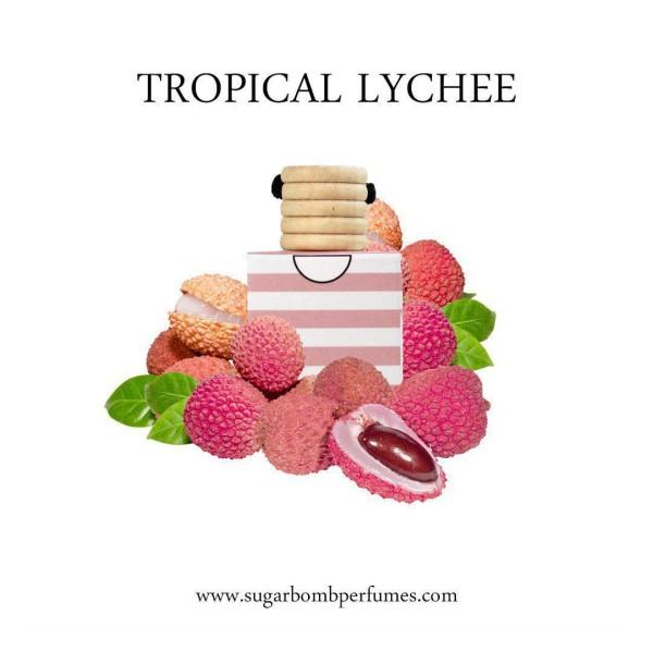 Tropical Lychee Indoor Perfume - Sugarbomb Perfumes