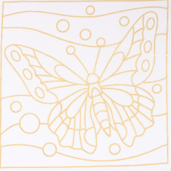 Batik Painting Set - Butterfly (115)  - Kidcited Learning Store