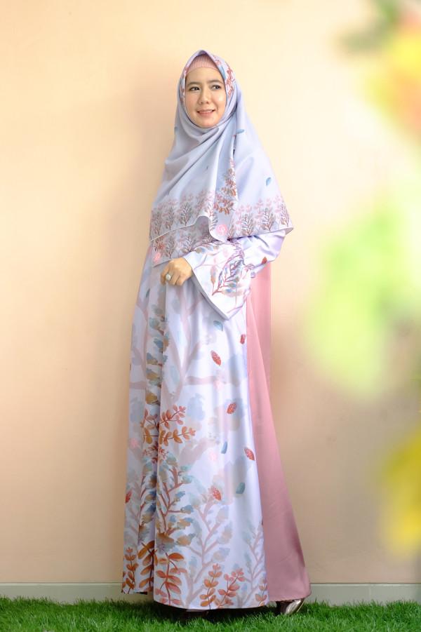 SEJUK DRESS IN PURPLE - GDa'S by Ghaida Tsurayya