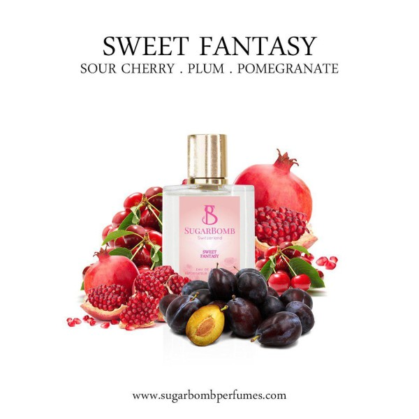 Sweet Fantasy EDP 30 ml  - Sugarbomb Perfumes