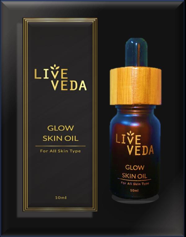 GLOW SKIN OIL - Live Veda