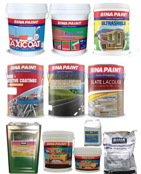 PAINT EXTERNAL AND INTERNAL WALL. - doubletraders