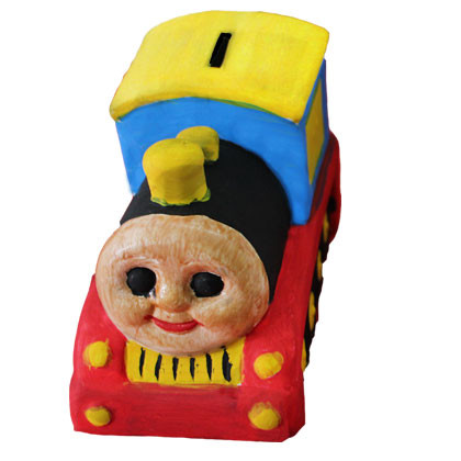 Money Bank -Thomas train - Kidcited Learning Store