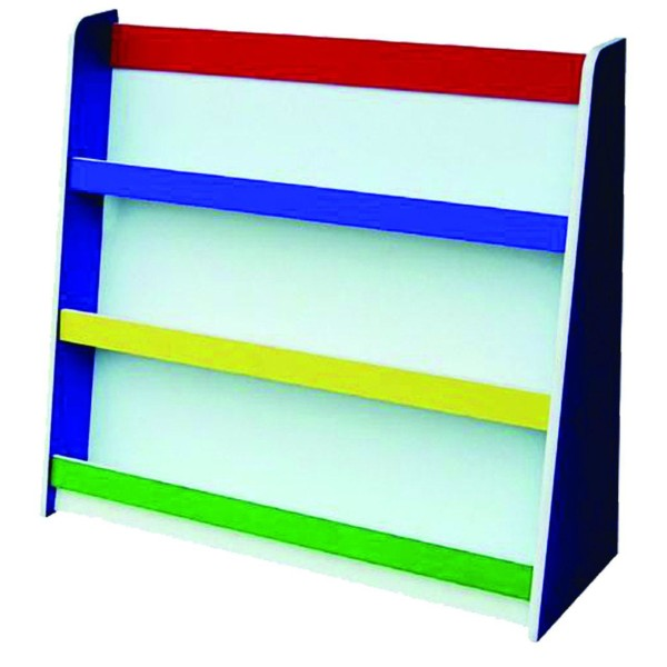 Single-Sided Library Shelf - Kidcited Learning Store